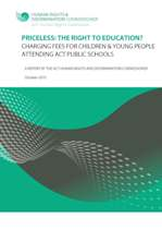 Priceless Report cover with swirling grey and green nautilus logo