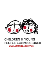 Children and Young People Commissioner logo